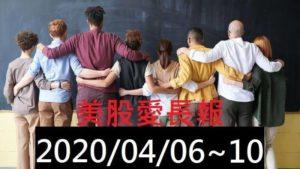 美股愛長報 2020/04/06